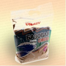Прикормка DUNAEV Базовая смесь 2,5 кг Плотва