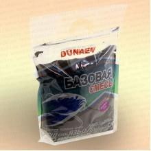 Прикормка DUNAEV Базовая смесь 2,5 кг Черная