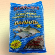 "Прикормка ""DUNAEV КЛАССИКА"" 0,9 кг в гранулах Ваниль"