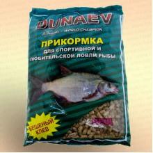 "Прикормка ""DUNAEV КЛАССИКА"" 0,9 кг в гранулах Лещ"