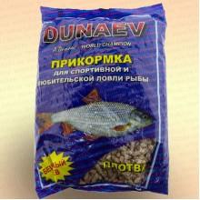 "Прикормка ""DUNAEV КЛАССИКА"" 0,9 кг в гранулах Плотва"