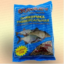 """Прикормка """"DUNAEV КЛАССИКА"""" 0,9 кг в гранулах Универсальная"""