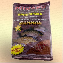 "Прикормка ""DUNAEV КЛАССИКА"" 0,9 кг, Карп - Ваниль"