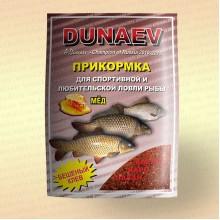 """Прикормка """"DUNAEV КЛАССИКА"""" 0,9 кг, Карп-Мёд"""