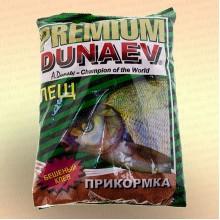 """Прикормка """"DUNAEV PREMIUM"""" 1 кг, Лещ красная"""
