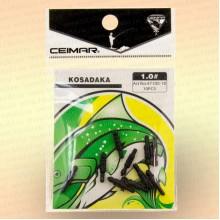 Коннектор для удилищ Ceimar - 1,0 мм (уп 10 шт)