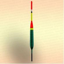 Поплавок SuperBalsa, серия 07, 2,0 гр - зеленый