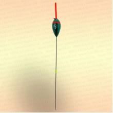 Поплавок SuperBalsa, серия 100, 3,5 гр - зеленый