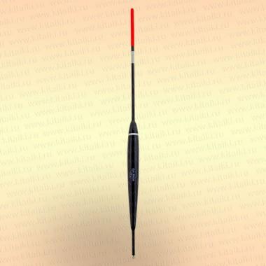 Поплавок SuperBalsa, серия 83, 6,5 гр дальний заброс - черный