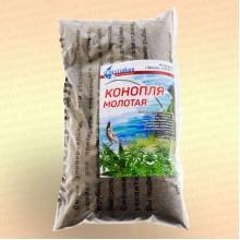 Жмых конопли молотый Ярославль, 0,5 кг