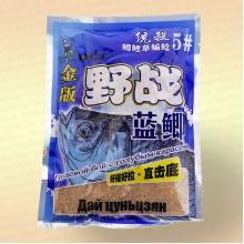 Тесто китайское для Херабуны Dai Cunjiang, номер 5, Полевой бой с голубым карасем