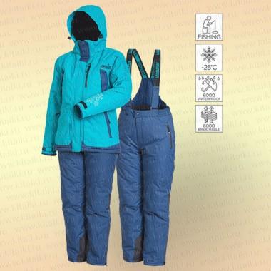 Kостюм зимний Norfin Women SNOWFLAKE 2 04 р.XL