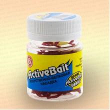 Мотыль ActiveBait (искусственно-белковая насадка)