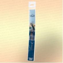 Поводок СТРУНА Expert Pro d-0,3 мм, 15 см, тест 9,5 кг (уп.5шт)