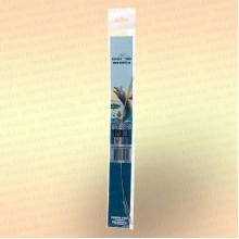 Поводок СТРУНА Expert Pro d-0,3 мм, 20 см, тест 9,5 кг (уп.5шт)