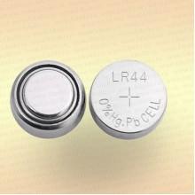 Батарейка 357А, LR44, AG13  - 1,5 v, элемент манганцево-щелочной, 150 мАч (диам.11,6  выс. 5,4 мм)