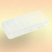 Коробка для воблеров BZ-063, двухсторонняя, большая