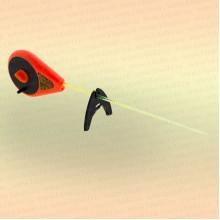 Удочка зимняя 3КИТА Балалайка УС-2 (хлыст поликарбонат) оранжевая