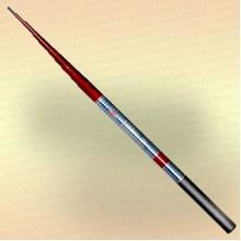 Удилище без колец Mifine Princess Yan Ling телескоп, 5,4 м тест 10-30 гр