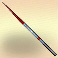 Удилище без колец Mifine Princess Yan Ling телескоп, 7,2 м тест 10-30 гр