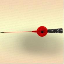 Удочка зимняя Bazizfish катушка 60 мм, длины 36 см, ручка неопрен