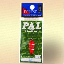 Форелевая блесна Forest PAL, 1,6 гр цвет 026