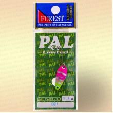 Форелевая блесна Forest PAL, 1,6 гр цвет 021