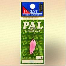 Форелевая блесна Forest PAL, 1,6 гр цвет 028