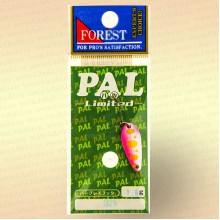 Форелевая блесна Forest PAL, 1,6 гр цвет 023