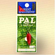 Форелевая блесна Forest PAL, 1,6 гр цвет 001