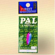 Форелевая блесна Forest PAL, 1,6 гр цвет 022