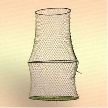 Садок 3 кольца, диаметр 300 мм, длина 580 мм, вход 220 мм