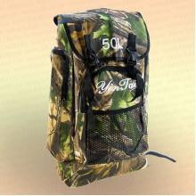 Рюкзак 50 л Лес, 1 отделение, прорезиненный