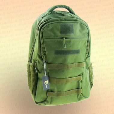 Рюкзак 60 л Хаки, 3 отделения