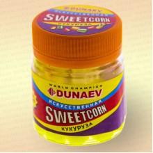 Искусственная насадка Dunaev Sweetcorn Кукуруза 10 мм Желтая