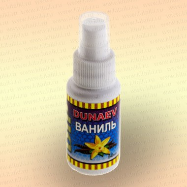 Ароматизатор спрей DUNAEV DIP 50мл Ваниль