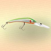 Воблер Takara ATOM 102 мм, 16,5гр, цвет H3, 0-4,5м