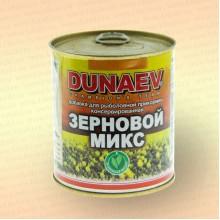 """Добавка для прикормки металлобанка 320мл """"Дунаев Зерновой Микс"""""""