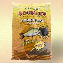 "Прикормка ""DUNAEV КЛАССИКА"" 0,9 кг, Карась Жмых подсолнечника"