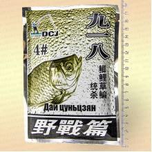 Тесто китайское для Херабуны Dai Cunjiang, номер 4, 918 Полевой бой с карасями