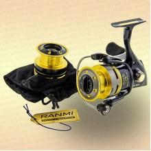 Катушка рыболовная MIFINE Aris Ranmi Full Metall 4000 7+1 подшипник