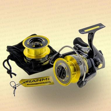 Катушка рыболовная MIFINE Aris Ranmi Full Metall 5200 7+1 подшипник