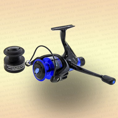 Катушка рыболовная MIFINE TROJAN 5000F 4+1 + зап.шпуля
