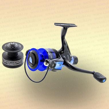 Катушка рыболовная MIFINE TROJAN 6000F 4+1 + зап.шпуля