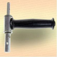 Адаптер для ледобура под шуруповерт диаметр 18 мм