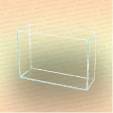 Аквариум прямоугольный объём 15 литров
