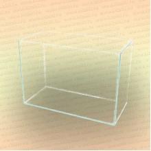 Аквариум прямоугольный объём 25 литров