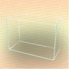 Аквариум прямоугольный объём 40 литров