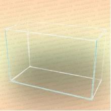 Аквариум прямоугольный объём 50 литров