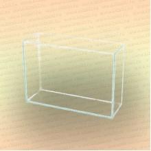 Аквариум прямоугольный объём 10 литров